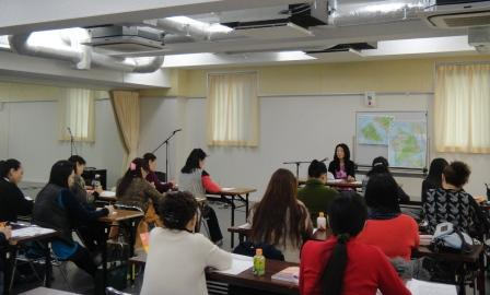 フラの先生のための「ハワイ神話の講習会」を行いました!