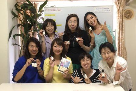 HRNフラワーエッセンス会員交流会 & 嬉しいご報告をありがとう☆