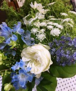 大人女性の花束 - コピー