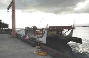 ホクレア号2014年5月ホノルル
