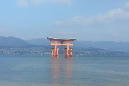 念願の厳島神社