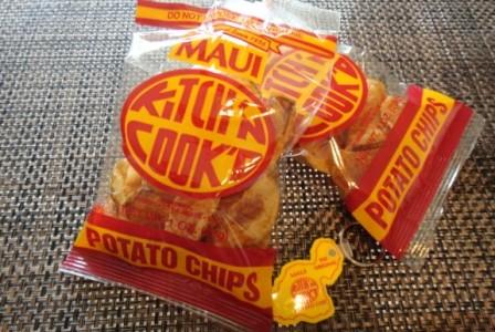 ハワイのお菓子:Maui Potato Chips