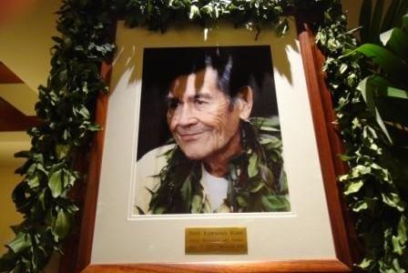 ハワイの人間国宝:ハーブ・カワイヌイ・カーネ氏