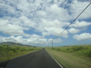 ノースへの道