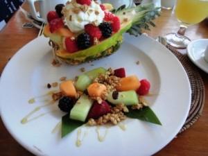 朝食リーフオンザビーチ