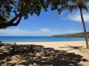 ラナイ島ビーチ