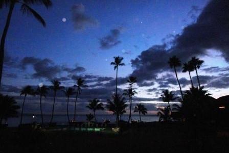 ハワイ神話受講されている皆様へ: 星座のアプリ☆