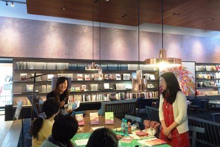 蔦谷湘南T-SITEにて「アロマスプレー作り」講座行いました☆彡