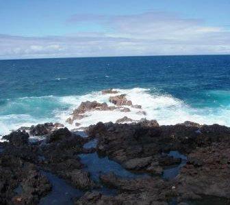 ハワイで一番早く日が昇るクムカヒ岬 & LINE@でメッセージ配信しました!