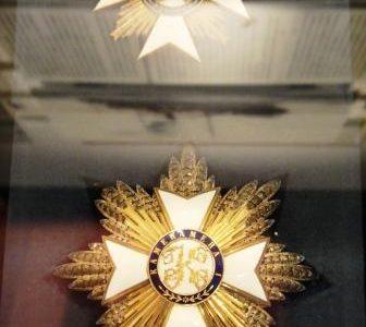 フラレア「ハワイ神話講座」 & カラカウア王の勲章☆