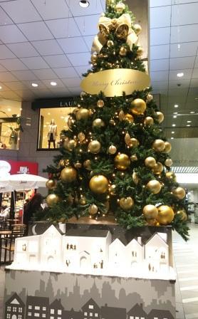 クリスマスツリー201712