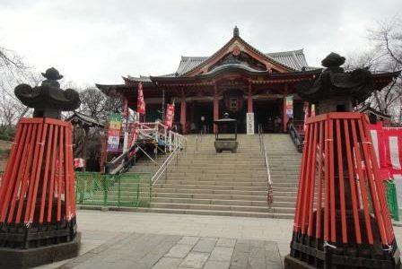 江戸城を守る五色不動のひとつ目黒不動尊 & LINE@配信しました☆彡