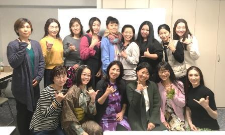 名古屋にて: HRNフラワーエッセンス基礎講座 & ハワイ神話講座☆彡