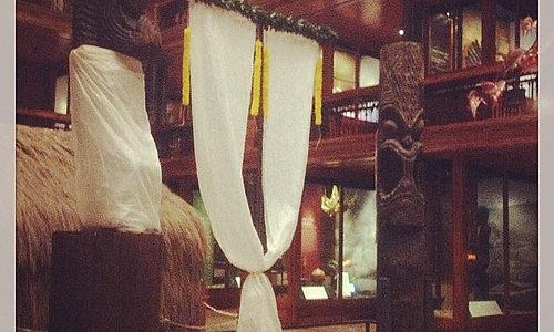 ハワイ神話講座「ロノ神とマカヒキ」 &  月星座:蠍座☆彡