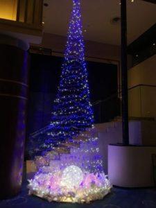 クリスマスツリー京都 - コピー