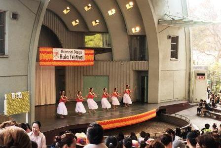 「上野フラフェスティバル」素敵なフラを堪能 & アンティー・モコ本を紹介させていただきました☆彡