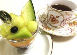 お茶とケーキ201906 - コピー